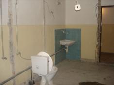 kulturní dům WC