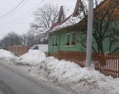 Zima v roce 2010