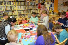 Valentýnská knihovna 12.2.2016