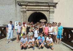ZOO Brno, plavba parníkem a hrad Veveří 2016