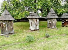 Rožnov pod Radhoštěm a Tehnické muzeum Tatra Kopřivnice