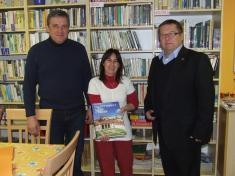 Návštěva V. Jonáše vknihovně - 25.11.2011