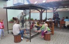 První prázdninová knihovna 27.6.2014.