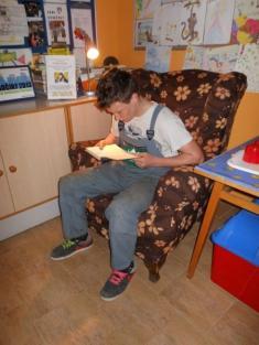 Čteme dětem 21.3.2014
