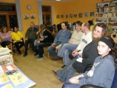 Medový večer  16.12.2011