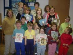 Velikonoční knihovna 6.4.2007